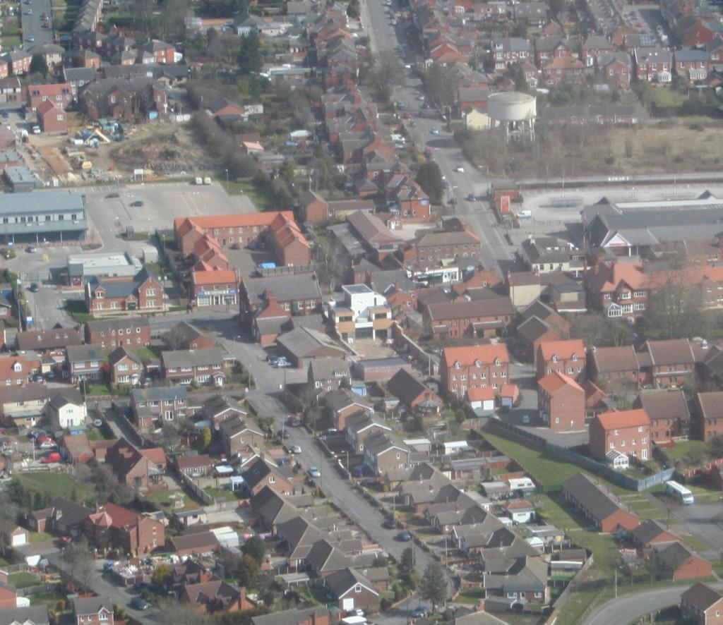 Aerial for Gwyn